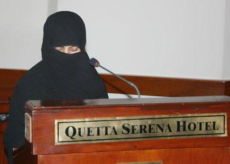 Providing Testimony in Pakistan