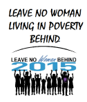 Leave No WinPovertyBehind logo